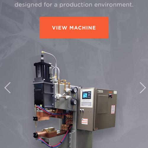 Seedorff ACME Mobile Website Screenshot